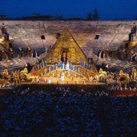 Opera at Verona Amphitheatre