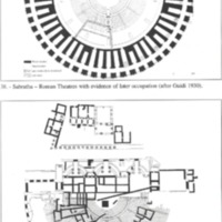 Reuse of Amphitheatres at Sabratha and Lepcis Magna as Domestic Spaces