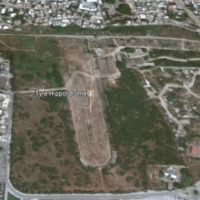 Google Earth View of Tyre Hippodrome
