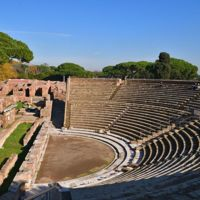 Theatre at Ostia