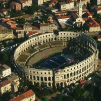 Pula, Croatia Arena