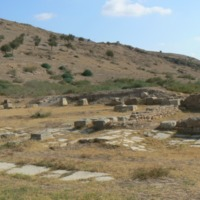The Forum of Bullia Regia in Tunisia