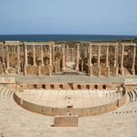 Theatre at Lepcis Magna