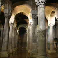 Valens Aqueduct Cistern