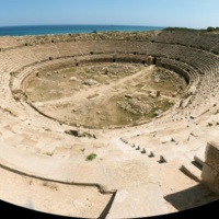 Amphitheater of Lepcis Magna