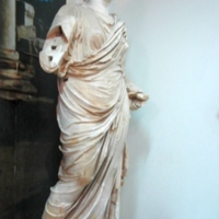 Statue of Ceres Augusta from Theatre Temple at Lepcis Magna