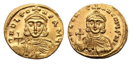 Leo III and Constantine V coin.png
