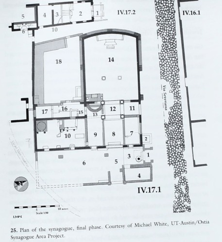 Synagogue at Ostia, Fourth Century