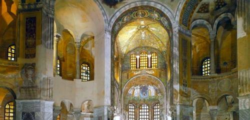 Basilica of San Vitale, Ravenna, Italy, Interior