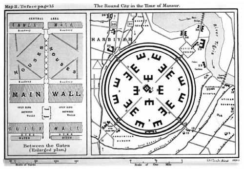 The Round City in the Time of Mansur
